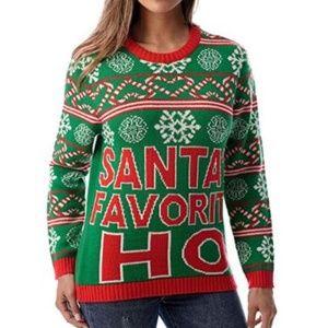 Sweaters - Womens Ugly Christmas Sweater - Sweaters Women